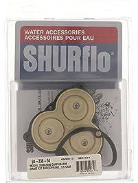 SHURflo 94-238-04 Diaphram Pump with Lower Housing Kit