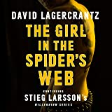 The Girl in the Spider's Web: Continuing Stieg Larsson's Dragon Tattoo Series, Book 4