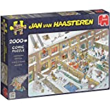 "Jan van Haasteren ""Christmas Eve"" Jigsaw Puzzle (2000-Piece, Multi-Colour)"