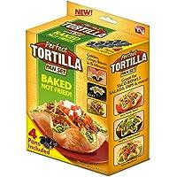 Allstar Marketing Group PT011124 Perfect Tortilla Pan Set