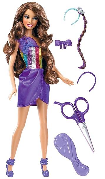 Giochi di taglio di capelli barbie gratis