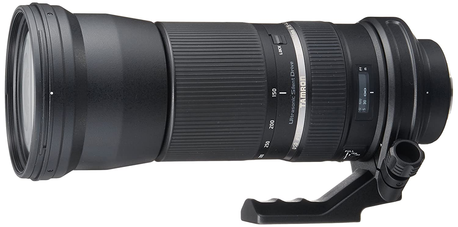 Tamron A011S SP 150-600mm F/5-6.3 Di USD Lens for Sony DSLR