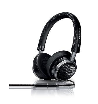 Philips M1MK11BK - Auriculares de diadema abiertos, negro: Amazon.es: Electrónica