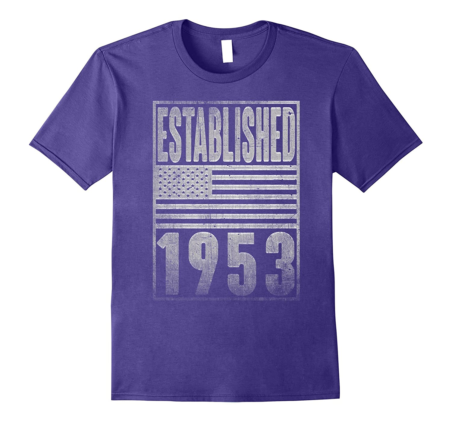 Established Since 1953 Straight Outta Style For 64 Years Old-PL