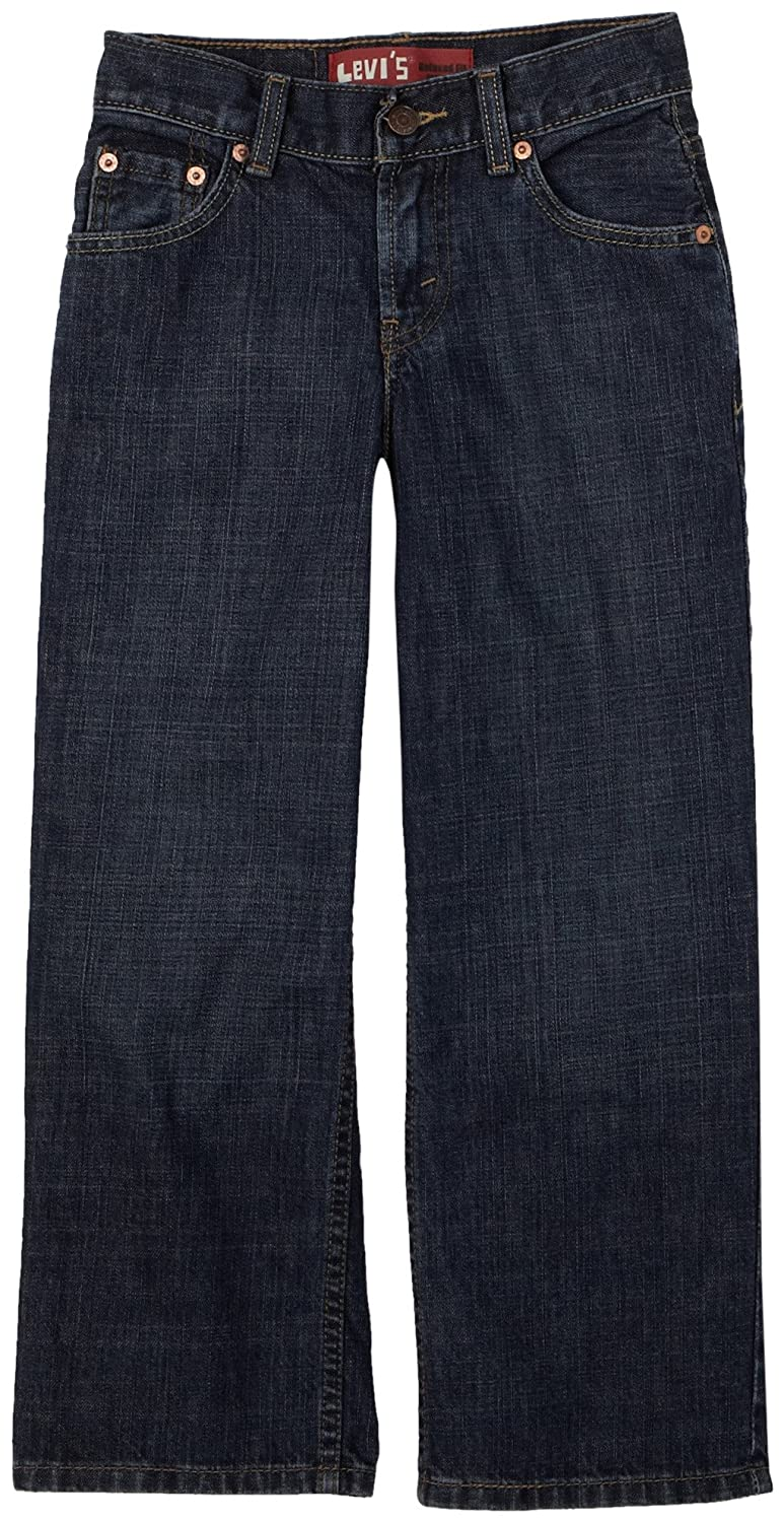 6d904010 Amazon.com: Levi's Boys' 550 Relaxed Fit Jeans: Clothing