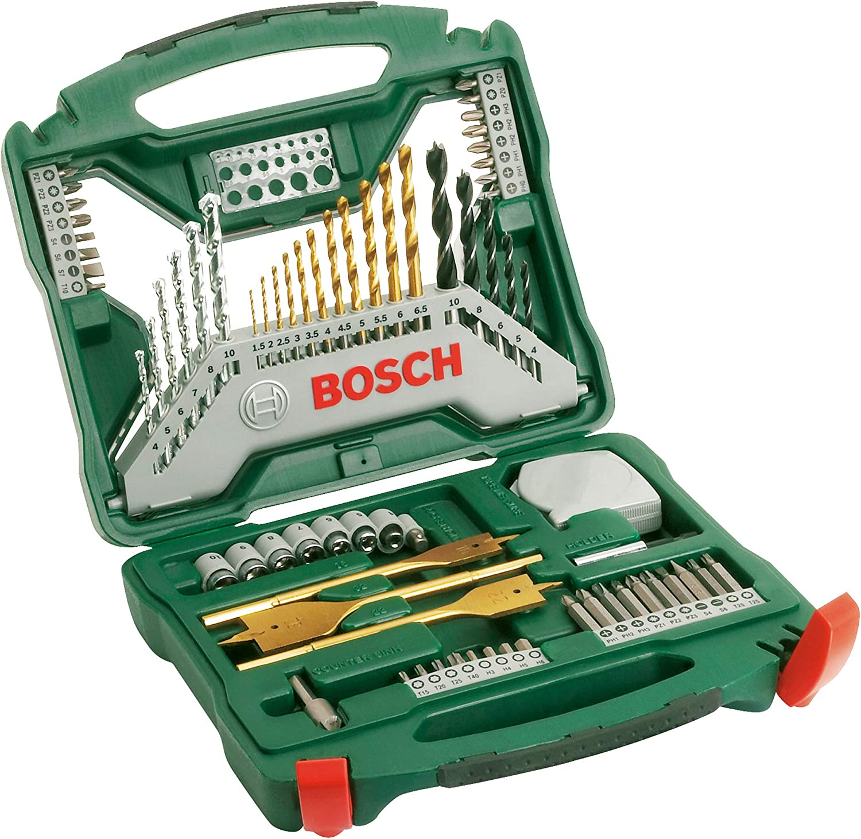 Prolunga con attacco easy fit Bosch Set di punte per avvitatore con 32 pezzi