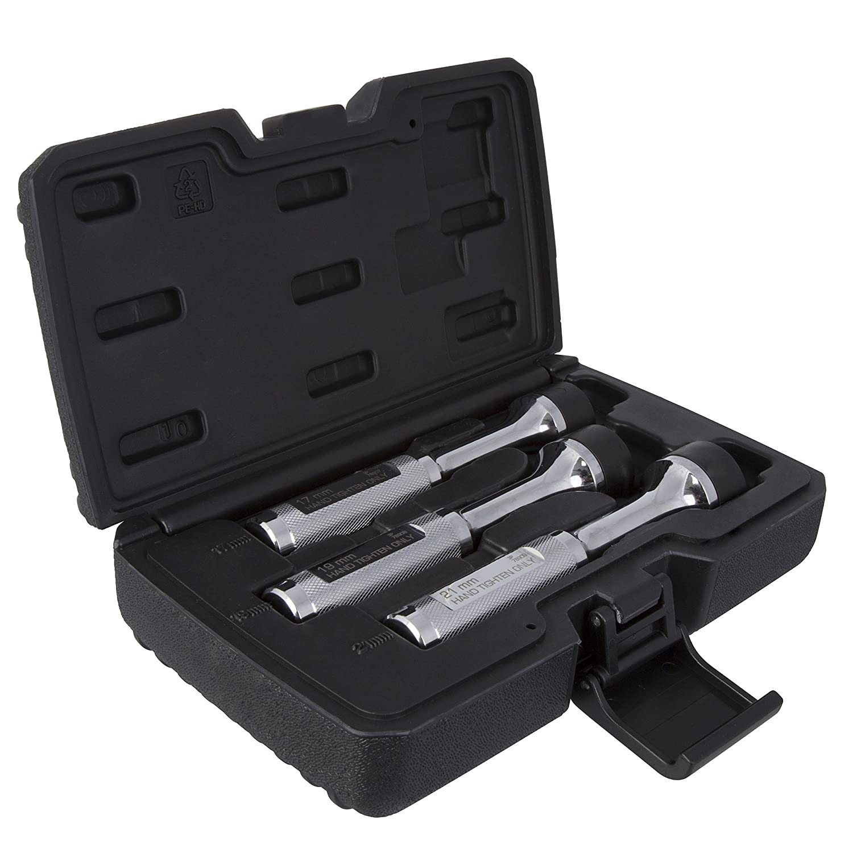 STEELMAN PRO 78906 3-Piece Lug Handler Set