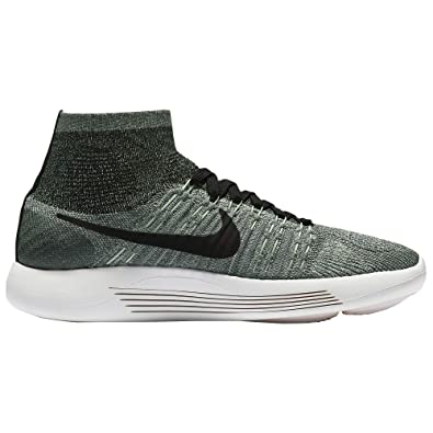 size 40 2fc0f 2436d Nike Womens Lunarepic Flyknit 818677 013 Dark Grey Black-Cool Grey (6.5)
