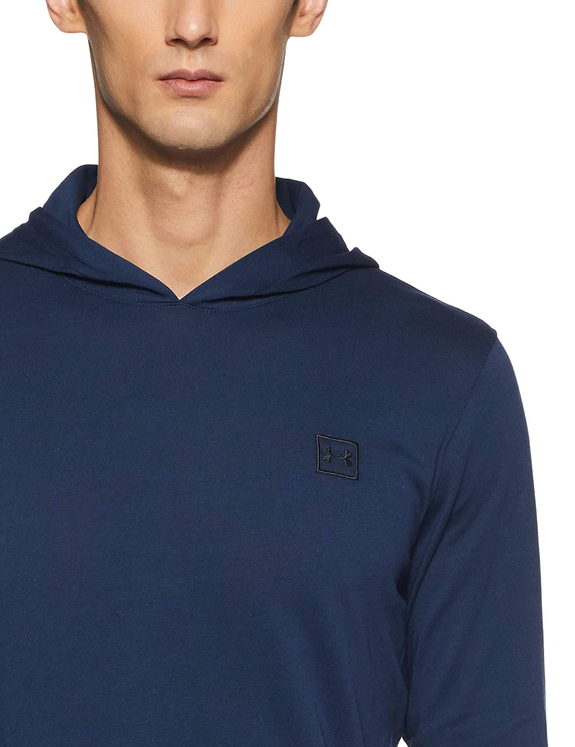 Under Armour Mens Rival Jersey Hoodie Under Armour Apparel 1320730