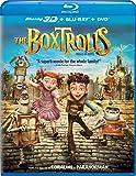 The Boxtrolls [Blu-ray 3D + Blu-ray + DVD] (Bilingual)