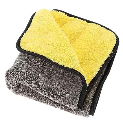 Microfibra Auto lavado Car Washing Toalla de mano de peluche