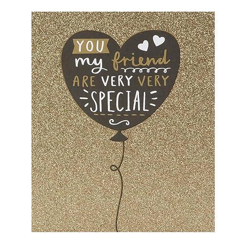 Best Friend Birthday Gifts Amazon Co Uk: Special Friend Birthday Card