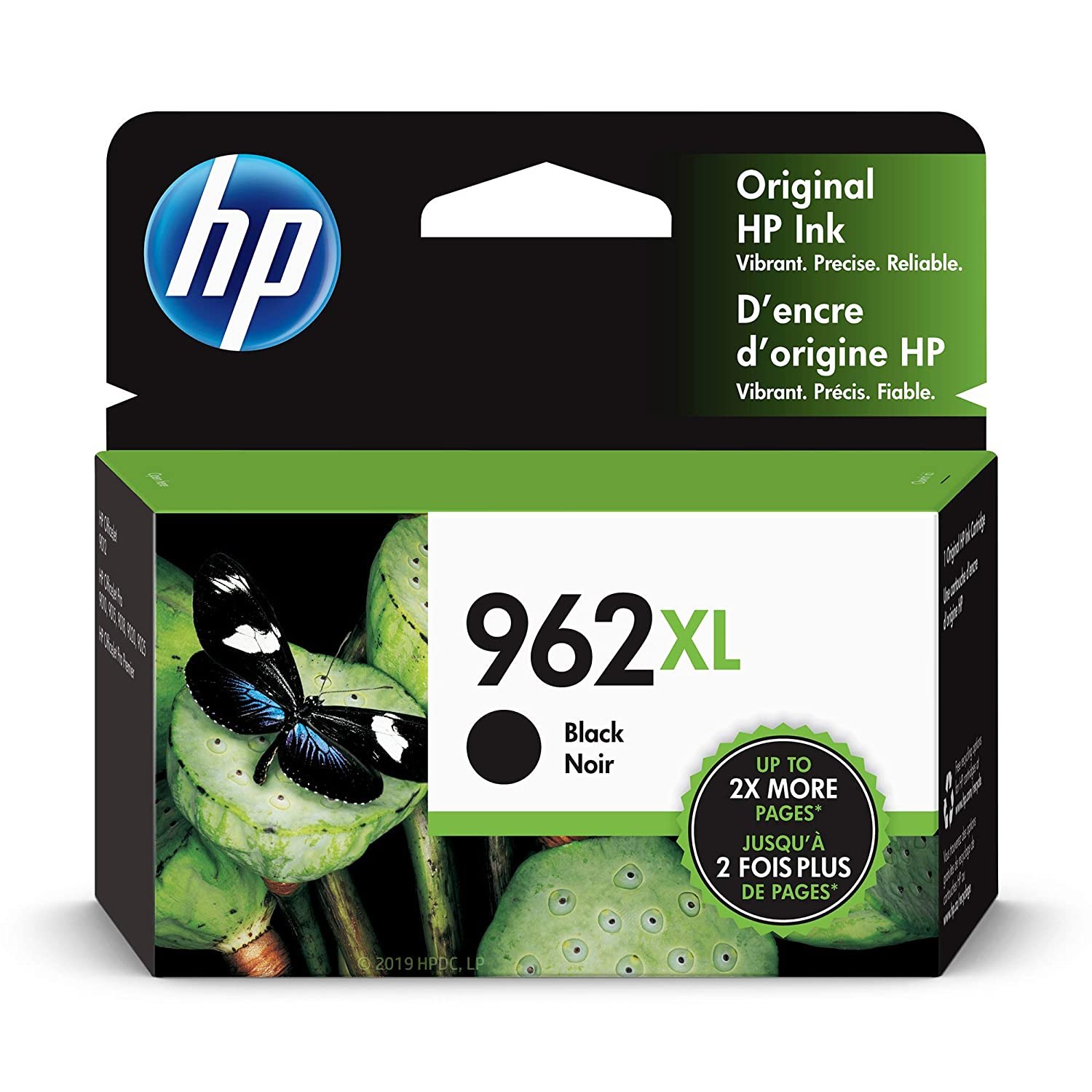 HP 962XL | Ink Cartridge | Black | 3JA03AN
