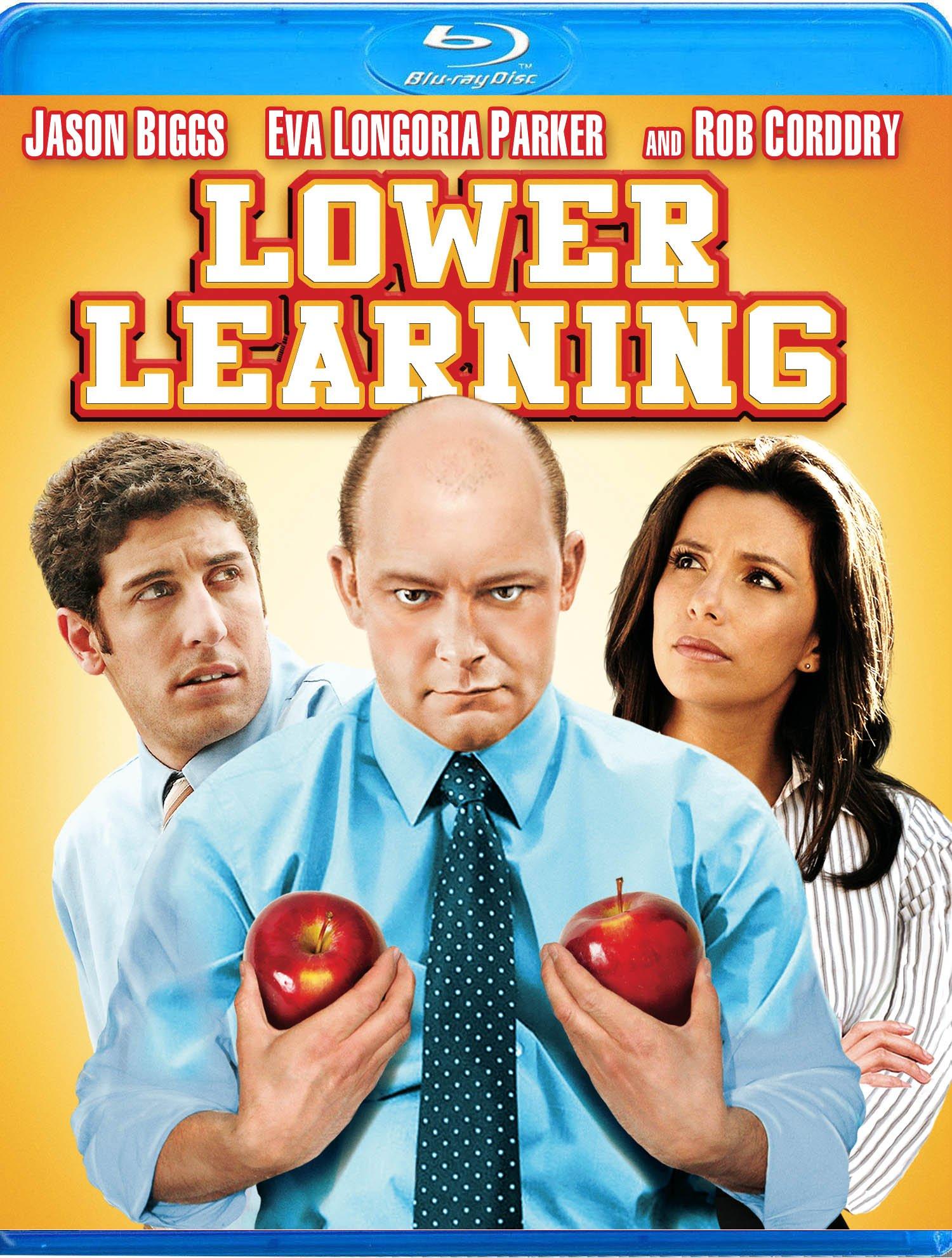Blu-ray : Lower Learning (Blu-ray)