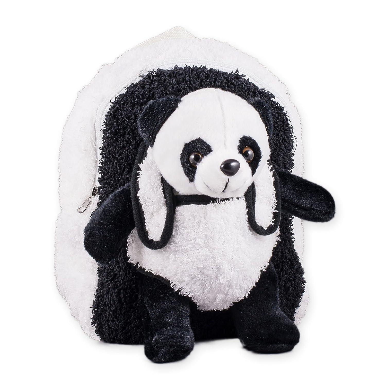 Amazon.com: Panda Bear Plush Kids Play Backpack with Removeable Stuffed Panda Bear: Toys & Games