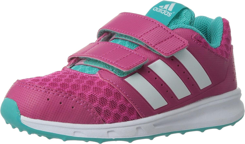 Adidas LK Sport 2 CF K, Zapatillas de Running Unisex niños, Eqtpin/Ftwwht/Vivmin, 34 EU: Amazon.es: Zapatos y complementos