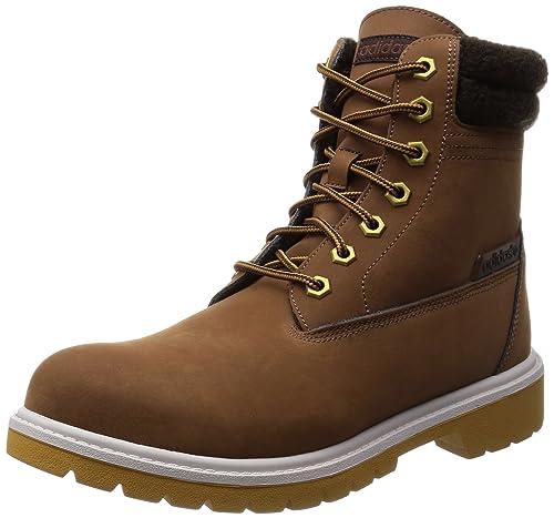 adidas Neo Utilidad f38584 - Botas de Invierno/High-Tops/Botines marrón, Color marrón, Talla 42 EU: Amazon.es: Zapatos y complementos