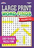 Large Print Word-Finds Puzzle Book-Word Search Volume 242
