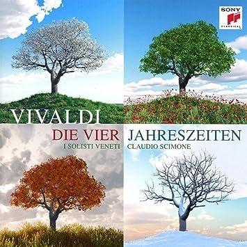 cfea513ace Vivaldi: die Vier Jahreszeiten - I Solisti Veneti, Antonio Vivaldi ...