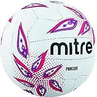 Mitre Pursue - Balón de Netball Profesional