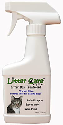 Litter Care non-stick spray