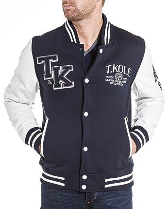 Bicolor Homme Bleu Fashion Jeans Teddy Blz Couleur Navy Veste wqBI7nZv