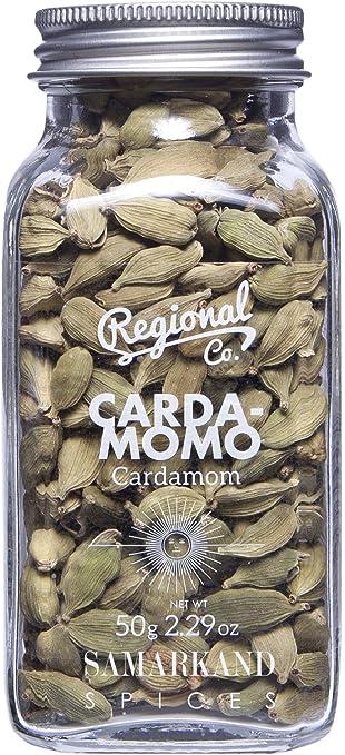 7 opinioni per Cardamomo- Baccelli di Cardamomo Verdi Qualità Premium 50 g
