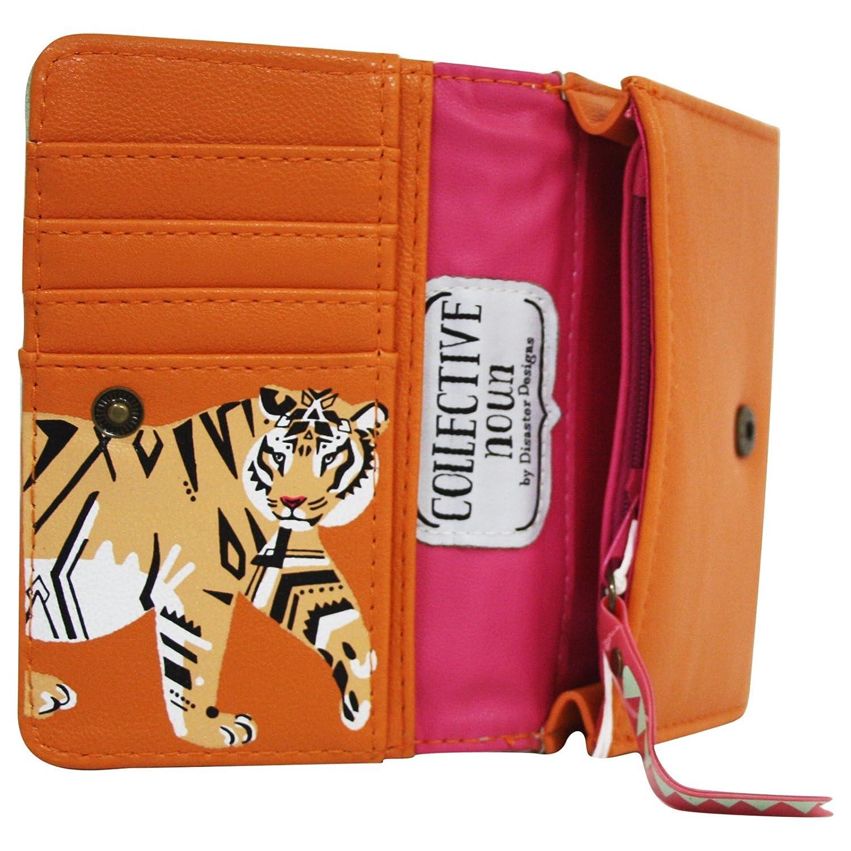 Bolsillo por Mujer Monedero Cartera Tigre: Amazon.es: Equipaje