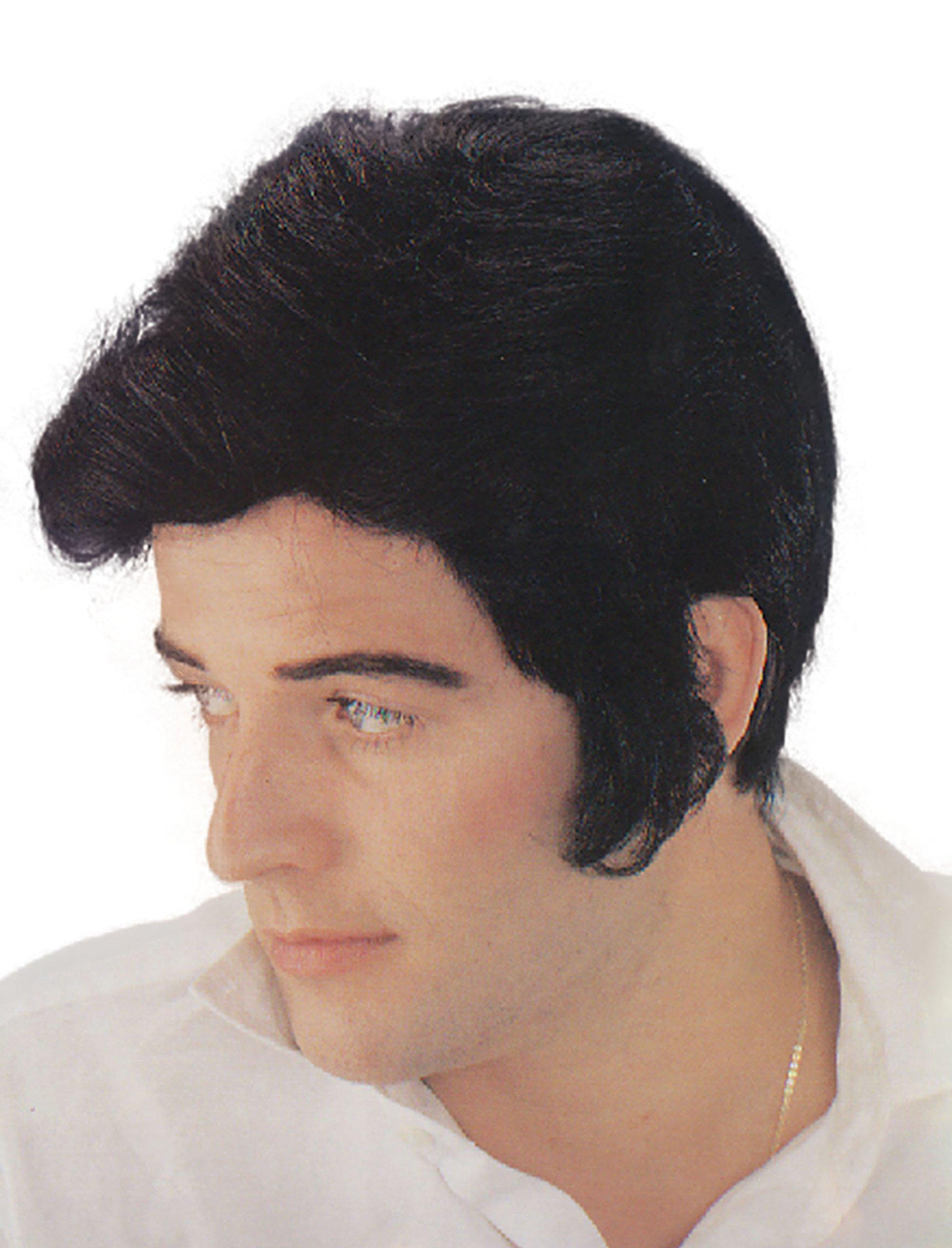 50's Rock Pop Star Wig