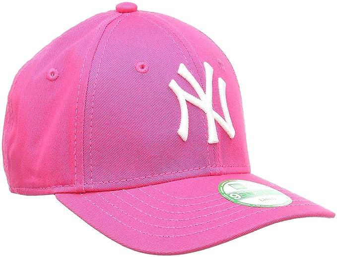 a90a87c4a New Era K 940 Mlb League Basic Neyyan Cap - Pink, Youth: Amazon.co.uk:  Sports & Outdoors