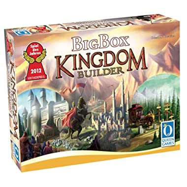 Queen Games Kingdom Builder Big Box