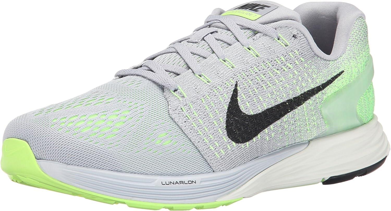 bda3fd812de7 Nike Men s Lunarglide 7 Running Shoe Size 10  Amazon.co.uk  Sports    Outdoors