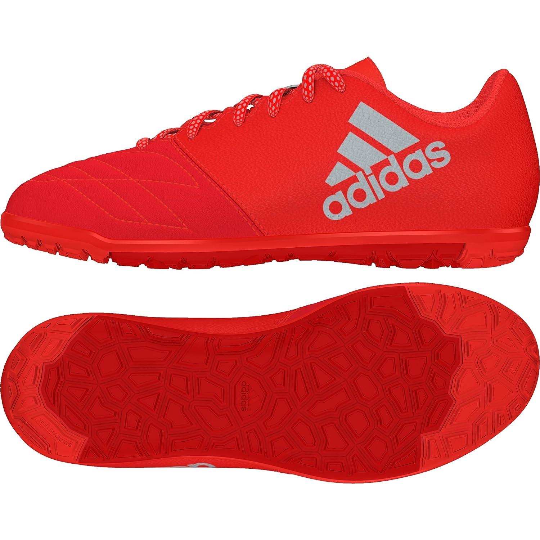 Adidas Jungen X 16.3 TF J Leder Fußballschuhe