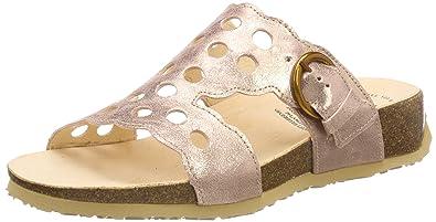 Think Damen Mizzi_282361 Pantoletten, Gold (Sand 43), 37 EU