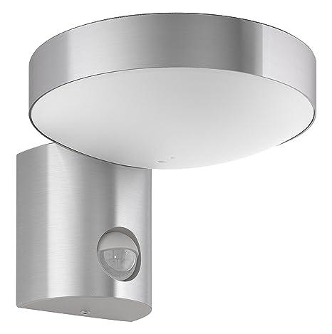 Philips 1649147P0 Aplique LED, iluminación Exterior, Sensor de Movimiento, Bombilla incluida, 8