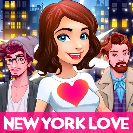 New York Story Teen Love City Choices Girls - New York Gems