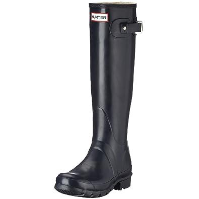 acc5344fb7 Womens Original Hunter Wellington Boots  Amazon.co.uk  Shoes   Bags