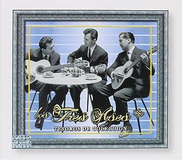 Los Tres Ases - Los Tres Ases (3CDs Tesoros de Coleccion Sony-886970574921) - Amazon.com Music