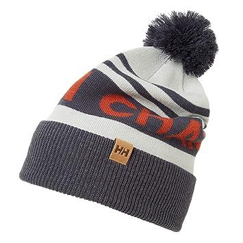 Helly Hansen Mens Ridgeline Beanie Bobble Hat - Light Grey - One Size d9d582ae76d