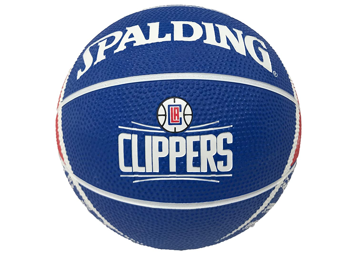 Game Master NBA Los Angeles Clippers Mini Basketball 7-inches