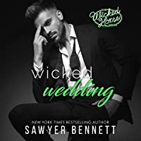 Wicked Wedding: The Wicked Horse Vegas, Book 4