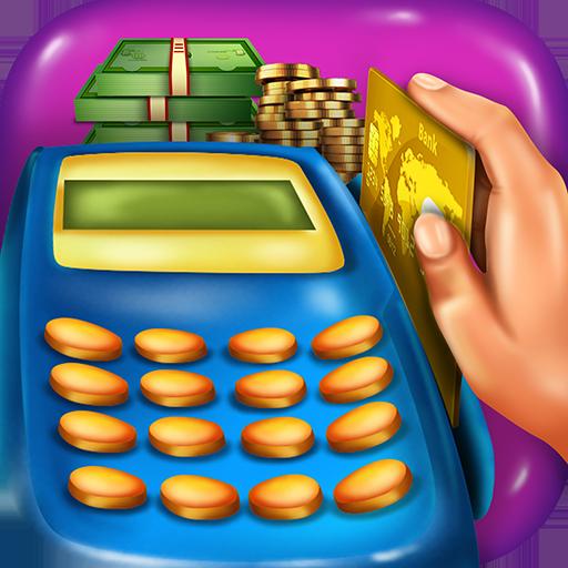 Cajera de supermercado : Manejar el dinero, usar caja registradora y POS en este juego de cajera de supermercado y las compras!: Amazon.es: Appstore para ...