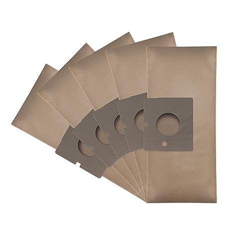 ?WESSPER® Bolsas de aspiradora para LG V-3700 D (5 piezas, papel)