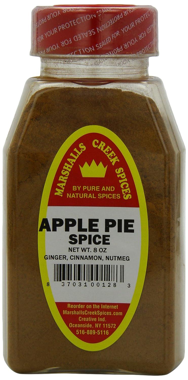 Marshalls Creek Spices Apple Pie Spice Seasoning, 8 ounces ...