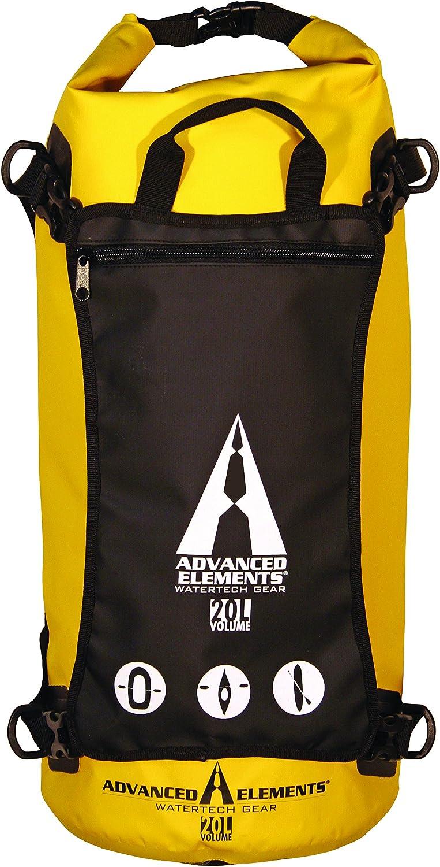 ADVANCED ELEMENTS StashPak Roll-Top 20-Liter Dry Bag