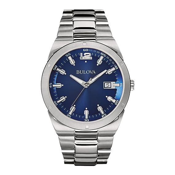 e622e7031 Bulova 96B220 Reloj Análogo para Hombre