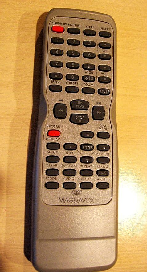 Magnavox NE206UD TV/VCR/DVD Combo Remote Control