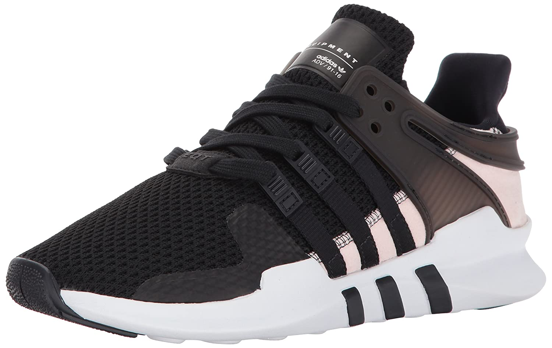 adidas Originals Women's EQT Support Adv W B01MSZ6722 7.5 B(M) US|Black/Black/White