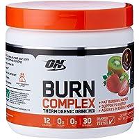 Optimum Nutrition Burn Complex Thermogenic Powder, Caffeine Free, Strawberry Kiwi, 135 Grams