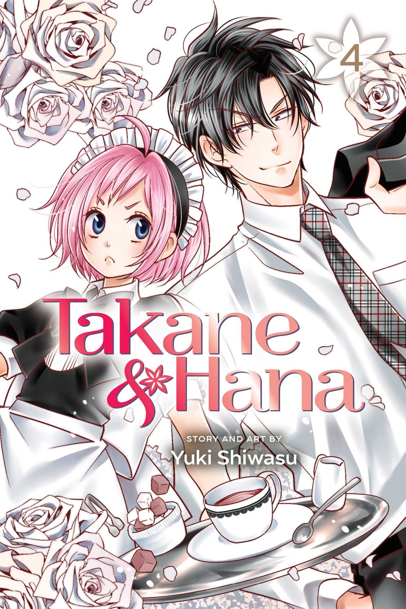 Takane & Hana, Vol. 4 pdf
